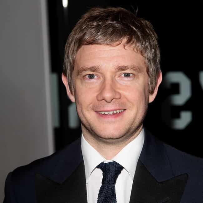 Martin Freeman is listed (or ranked) 4 on the list Sherlock Cast List