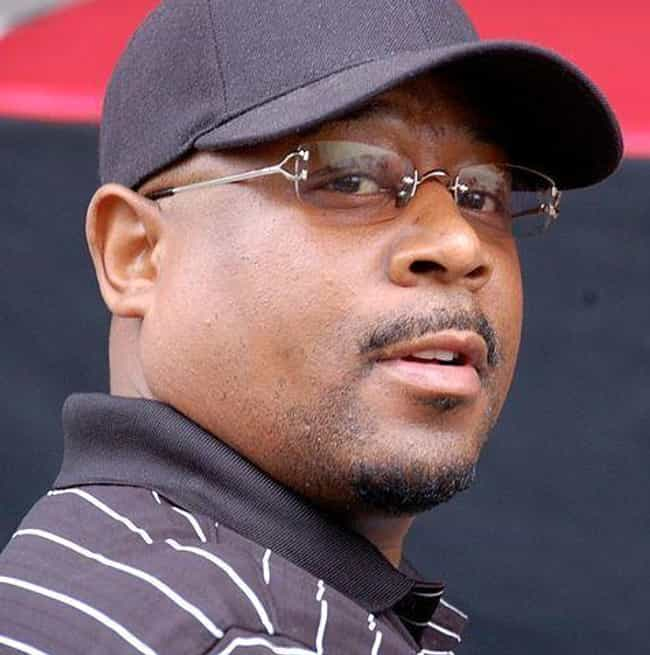 Martin Lawrence is listed (or ranked) 3 on the list Comedians Who Went To Rehab