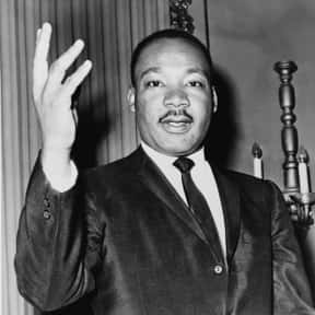 Martin Luther King III is listed (or ranked) 14 on the list Famous Morehouse College Alumni