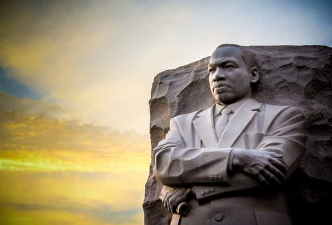 Martin Luther King, Jr. is listed (or ranked) 4 on the list The Most Inspiring Leadership Moments And Decisions In History