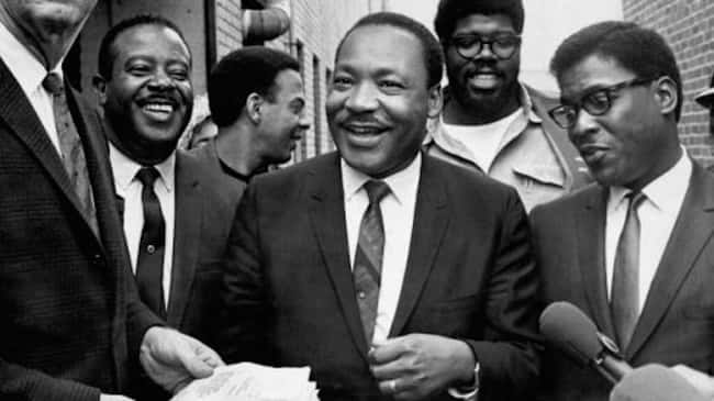 Martin Luther King, Jr. is listed (or ranked) 34 on the list The Last Known Photos of 52 Famous People