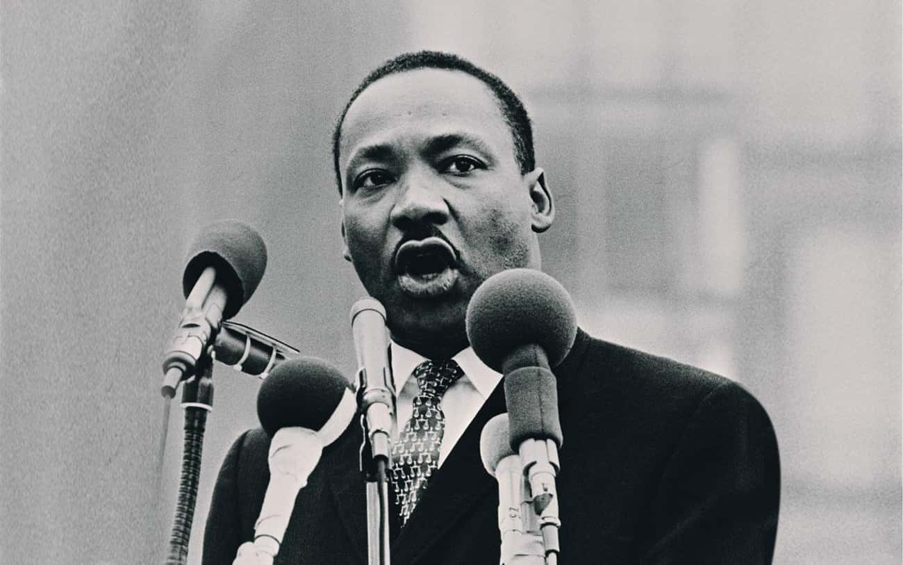 Martin Luther King, Jr. is listed (or ranked) 2 on the list Famous People Who Died of Gunshot Wounds