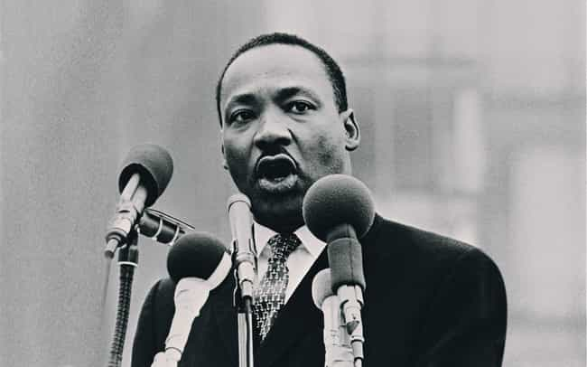 Martin Luther King, Jr. ... is listed (or ranked) 2 on the list Famous People Who Died of Gunshot Wounds