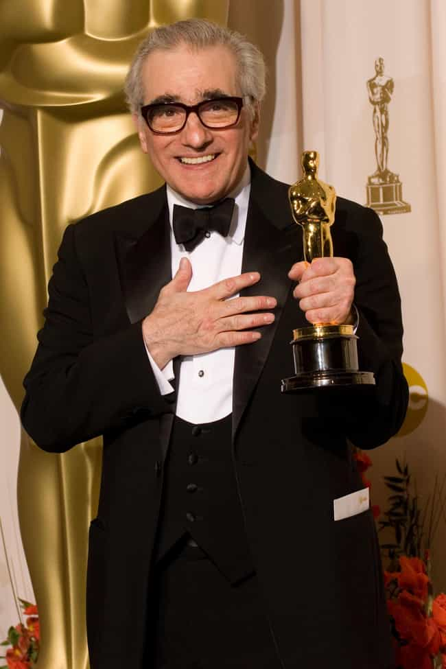 Martin Scorsese is listed (or ranked) 3 on the list People Who Won Oscars for the Wrong Film