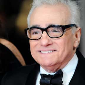 Martin Scorsese is listed (or ranked) 4 on the list Famous People Named Martin