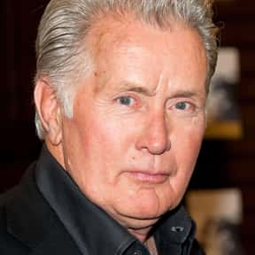 Martin Sheen is listed (or ranked) 1 on the list Famous TV Actors from Ireland