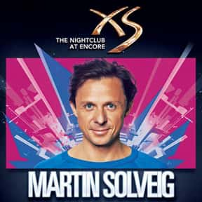 Martin Solveig is listed (or ranked) 16 on the list The Best Las Vegas DJ Residencies Right Now