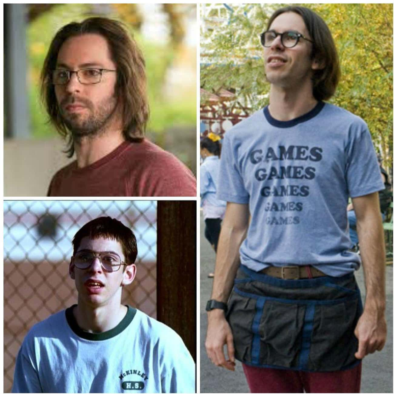 Martin Starr is listed (or ranked) 3 on the list 15 Times You've Seen the Silicon Valley Actors Before