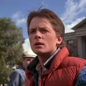 Marty McFly is listed (or ranked) 12 on the list The Best Movie Characters Of All Time