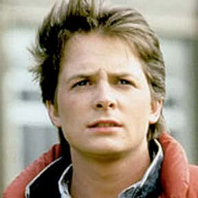 Marty McFly is listed (or ranked) 4 on the list The Greatest Kid Characters in Film