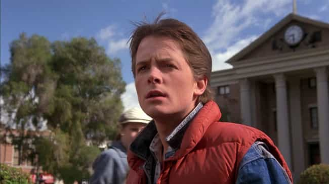 Marty McFly is listed (or ranked) 5 on the list Kids From Classic Movies And TV Shows Who Will Be Forever Scarred By Their Adventures