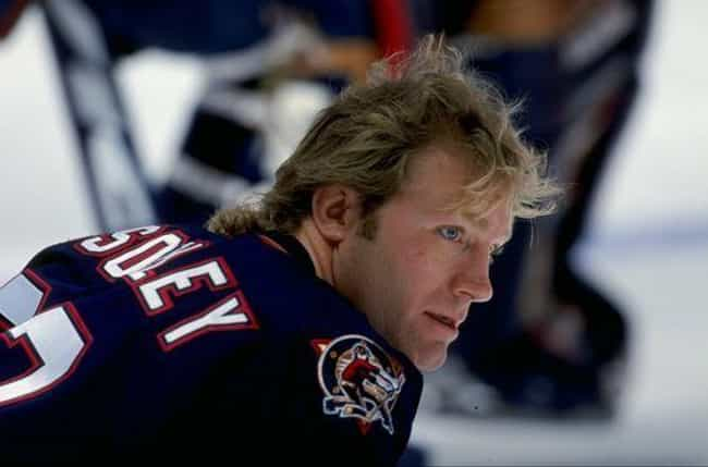 Marty McSorley is listed (or ranked) 1 on the list The Most Violent Enforcers in NHL History