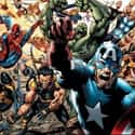Marvel Comics is listed (or ranked) 25 on the list Companies Founded in 1939