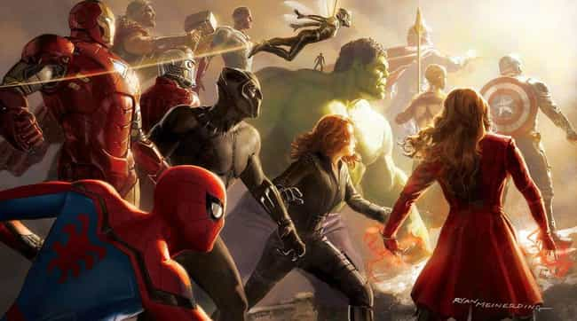 Marvel Entertainment is listed (or ranked) 2 on the list The Most Impressive Brand Comebacks