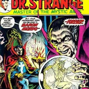 Marvel Premiere is listed (or ranked) 15 on the list The Best Doctor Strange Versions Of All Time