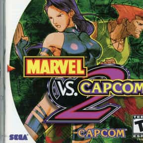Marvel vs. Capcom 2: New Age o is listed (or ranked) 8 on the list The Best Fighting Games of All Time