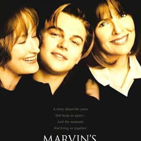 Marvin's Room is listed (or ranked) 18 on the list The Best Meryl Streep Movies