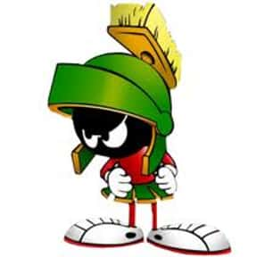 Marvin the Martian is listed (or ranked) 17 on the list The Best Green Characters