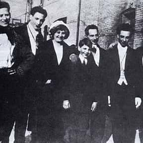 Marx Brothers is listed (or ranked) 18 on the list Full Cast of 100 Years Of Comedy Actors/Actresses
