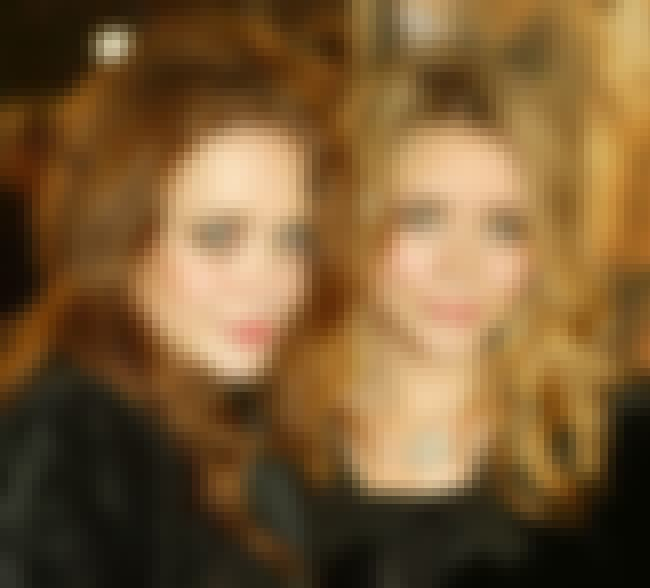 Mary-Kate and Ashley Olsen is listed (or ranked) 2 on the list Celebrity Twins