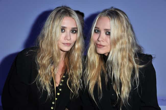 Mary-Kate and Ashley Ols... is listed (or ranked) 4 on the list List of Famous Entertainers