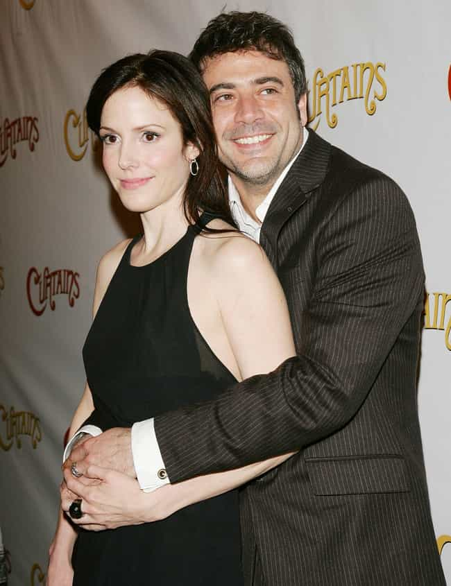 Mary-Louise Parker is listed (or ranked) 2 on the list Jeffrey Dean Morgan Loves and Hookups