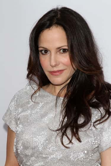 Mary-Louise Parker is listed (or ranked) 1 on the list Famous People Who Never Married