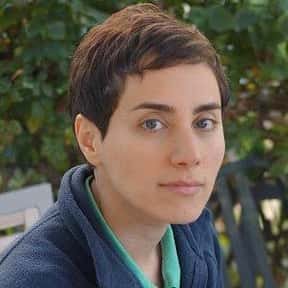 Maryam Mirzakhani is listed (or ranked) 17 on the list Famous Iranian Americans