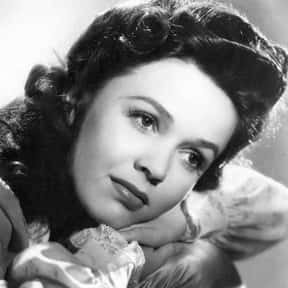 Mary Anderson is listed (or ranked) 25 on the list Full Cast of Gone With The Wind Actors/Actresses
