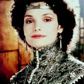 Mary Elizabeth Mastrantonio is listed (or ranked) 5 on the list Full Cast of The Abyss Actors/Actresses