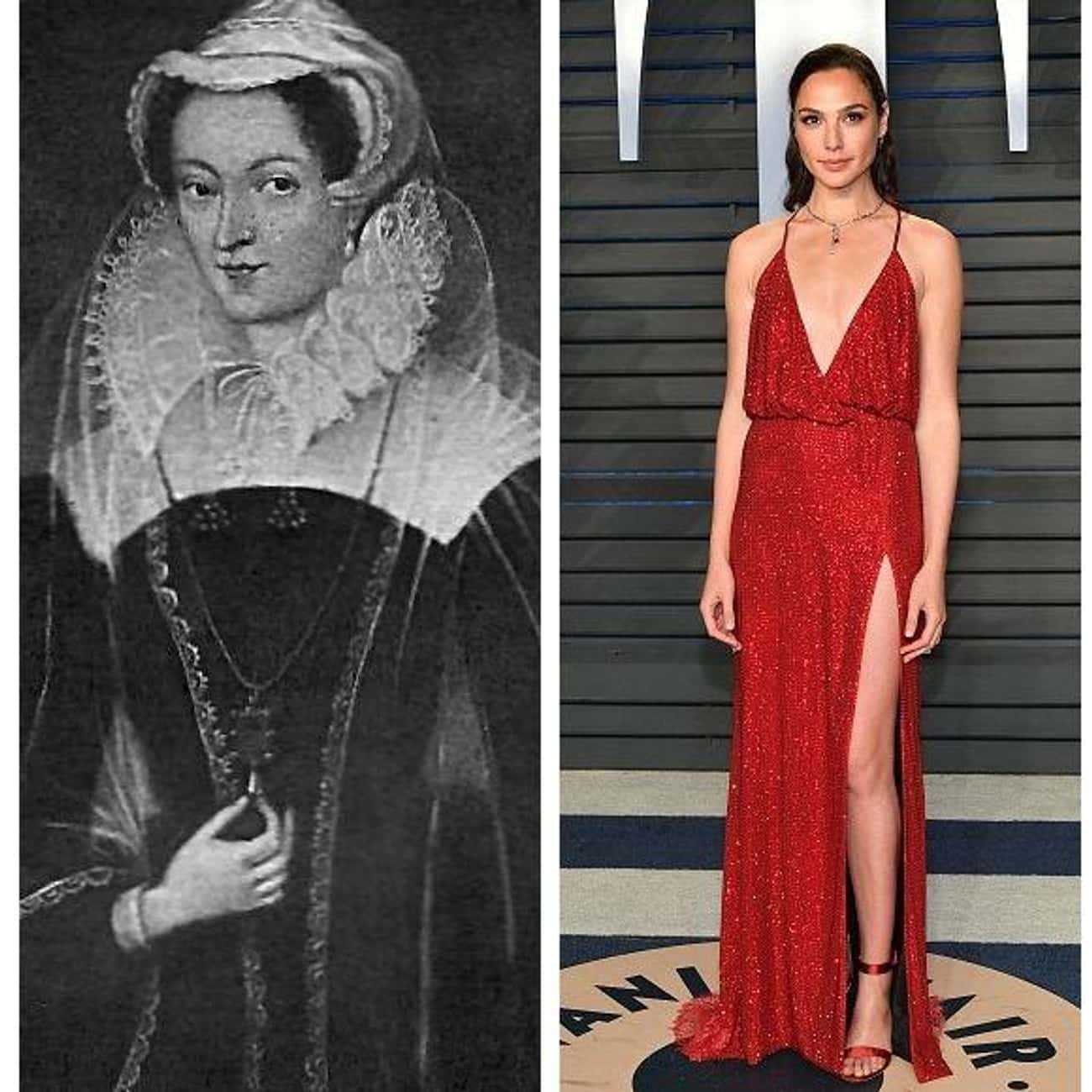 Mary Queen Of Scots, 5'10& is listed (or ranked) 2 on the list Here Are The Modern Height Counterparts To Some Of History's Most Important Figures