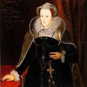 Mary, Queen of Scots is listed (or ranked) 7 on the list List Of Executed Politicians