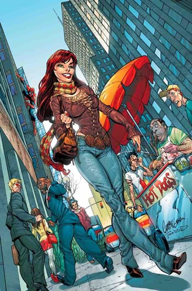 Mary Jane Watson is listed (or ranked) 4 on the list The Best Resurrections in Comics