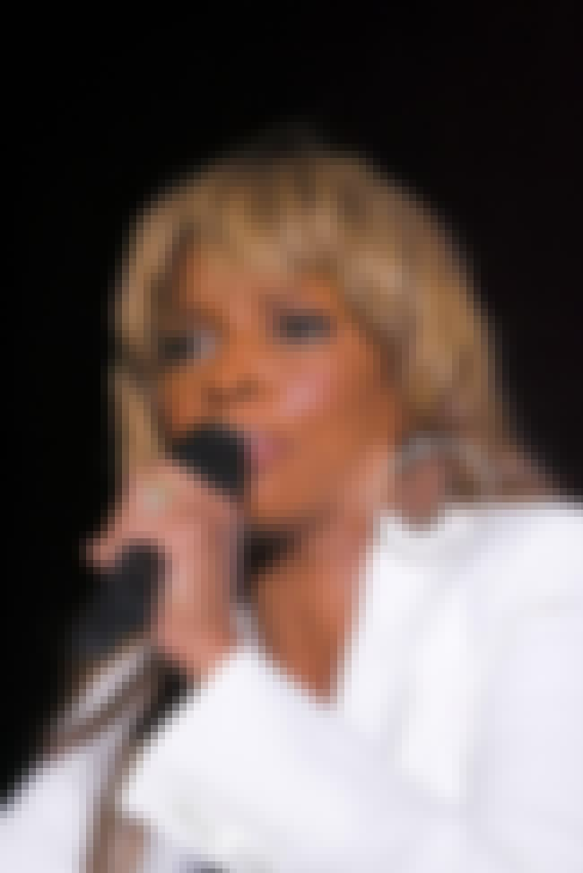 Mary J. Blige is listed (or ranked) 8 on the list Famous Female Philanthropists