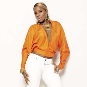 Mary J. Blige is listed (or ranked) 11 on the list The Greatest Black Female Pop Singers