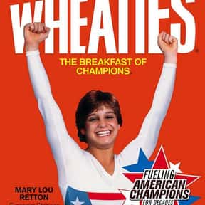 Mary Lou Retton is listed (or ranked) 10 on the list List of Famous Gymnasts