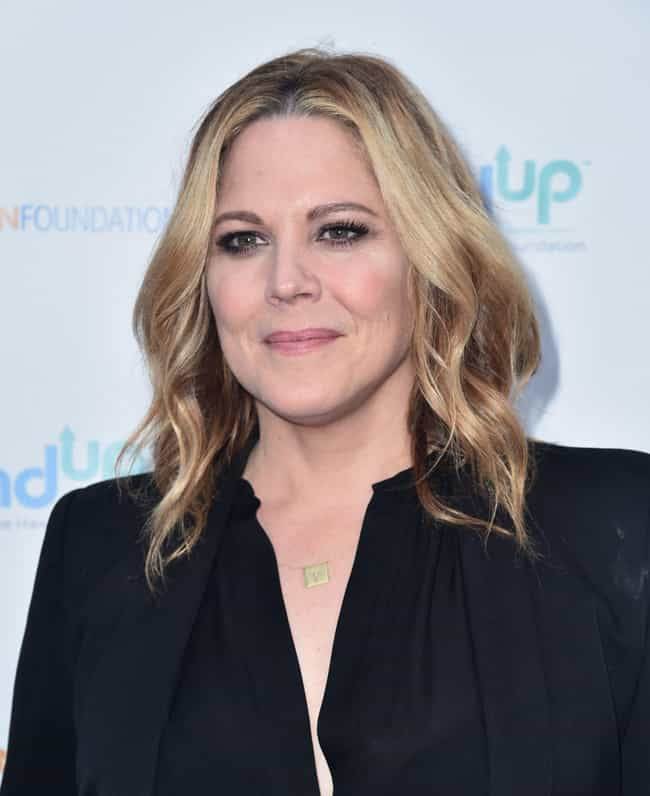 Mary McCormack is listed (or ranked) 3 on the list Famous People who Majored in Painting
