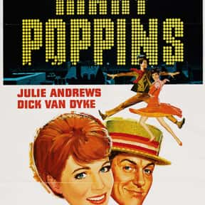 Mary Poppins is listed (or ranked) 11 on the list The Best Oscar-Nominated Movies of the 1960s