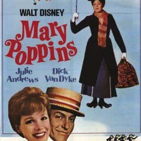 Mary Poppins is listed (or ranked) 5 on the list The Very Best Classic Musical Movies, Ranked