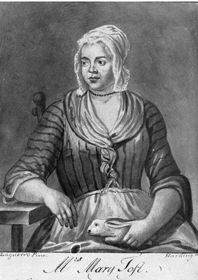 Mary Toft is listed (or ranked) 1 on the list 21 Historical Facts You Will Instantly Regret Learning