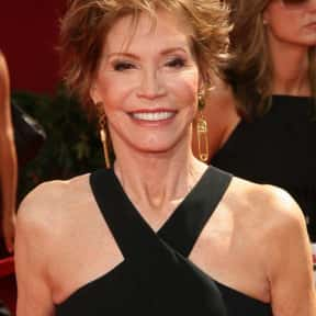 Mary Tyler Moore is listed (or ranked) 21 on the list List of Famous Activists