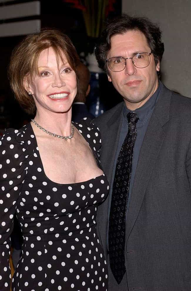 Mary Tyler Moore is listed (or ranked) 3 on the list Famous Women Who Married Much Younger Men