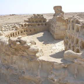 Masada is listed (or ranked) 8 on the list The Most Incredible Sieges of All Time
