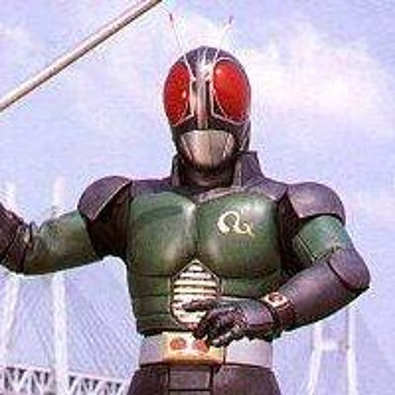 Masked Rider is listed (or ranked) 4 on the list What To Watch If You Love 'Power Rangers'