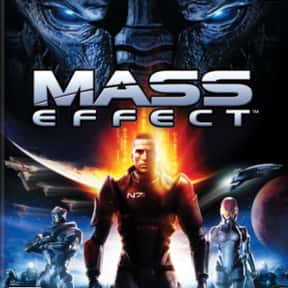 Mass Effect is listed (or ranked) 1 on the list The Best Science Fiction Games of All Time