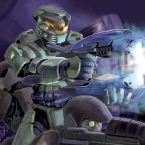 Master Chief is listed (or ranked) 4 on the list The Most Hardcore Video Game Heroes of All Time