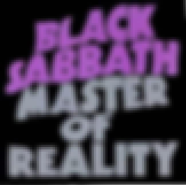 Master of Reality is listed (or ranked) 2 on the list The Best Black Sabbath Albums List, Ranked Discography