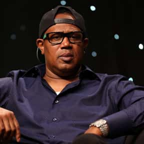 Master P is listed (or ranked) 1 on the list Famous People Named Master