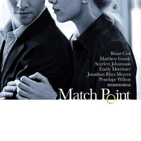 Match Point is listed (or ranked) 10 on the list The Best Scarlett Johansson Movies