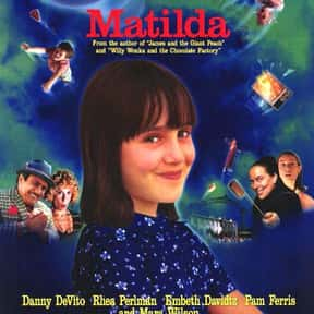 Matilda is listed (or ranked) 11 on the list The Best Movies for Young Girls